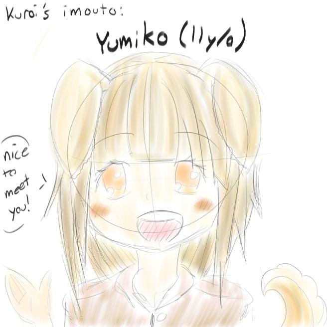 Yumiko Sketch